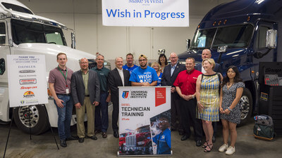 Make-A-Wish Arizona, Universal Technical Institute