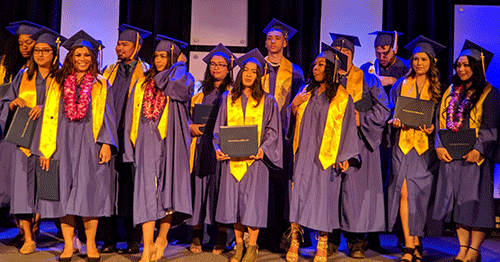 Former Brightwood College Students