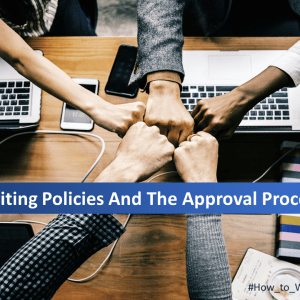 Writing Policies and The Approval Process