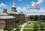 International Global Scholarships at University of Cincinnati in USA 2020