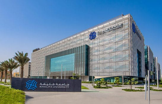 International Scholarships at Khalifa University in UAE 2020
