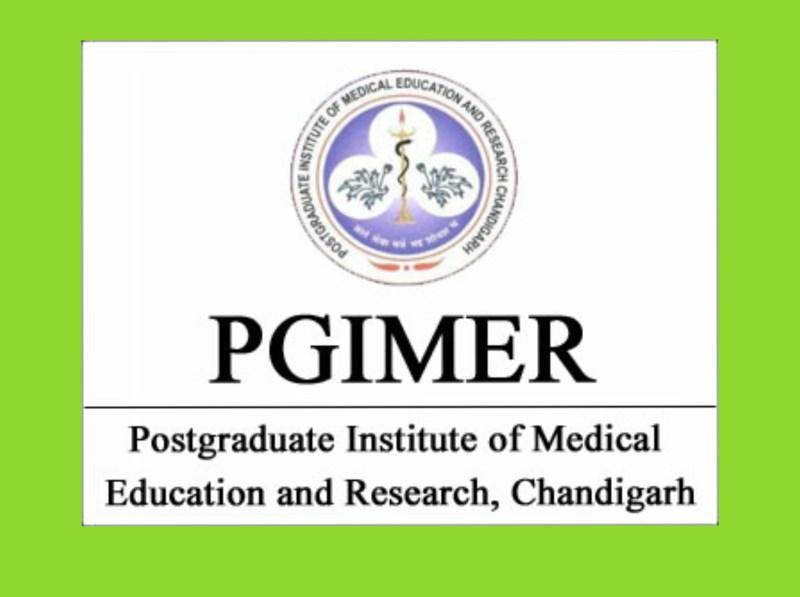 Pgimer vacancy 2019