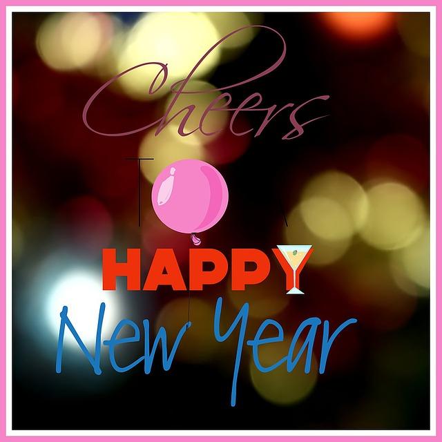 Happy New year wishes to Girlfriend Boyfriend