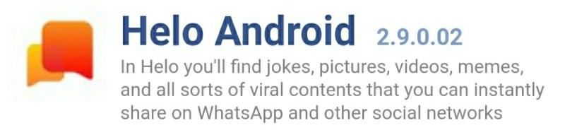 Hello app download apk