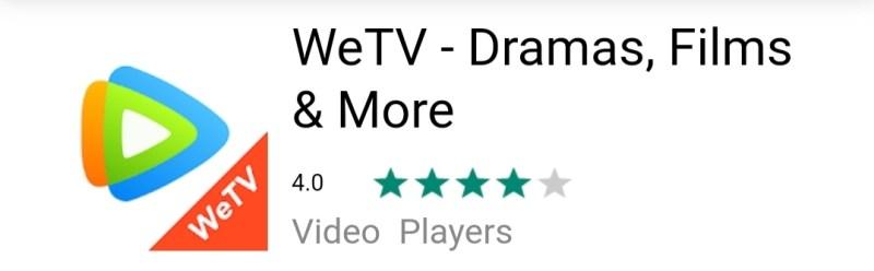 WeTV App Download