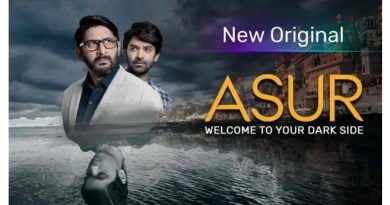 Asur Web Series