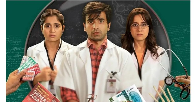 Operation MBBS web Series Download