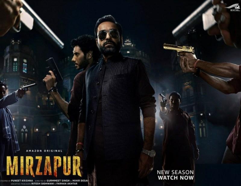 Mirzapur season 2 watch online