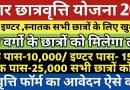 Bihar Scholarship Apply 2020