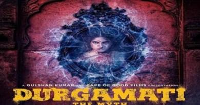 Durgamati Movie Download Filmyzilla