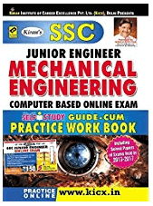Best books for ssc je Mechanical Engineering-3