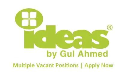 Gul Ahmed IDEAS Retail Resource Development Program IRRDP