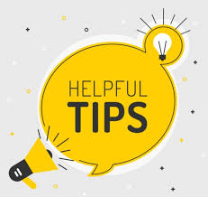 use ful tips