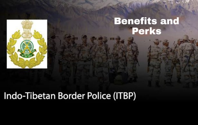 ITBP Officers benefits and perks