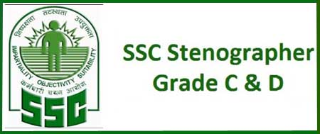 SSC Stenographer is a Grade C and D post job