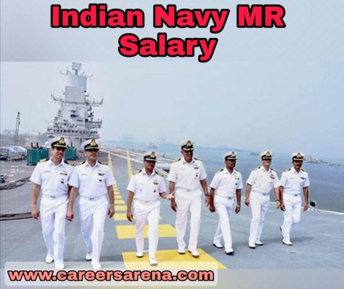 Indian Navy MR Salary