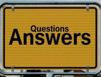 Handige vragen voor een netwerkevent