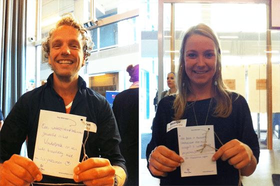 WishYes_Robert_en_Maartje_Op_Careerwise wens