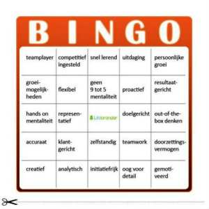 bullshit bingo