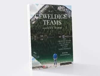 GRATIS E-book samenwerken: Wat Geweldige Teams Anders Doen