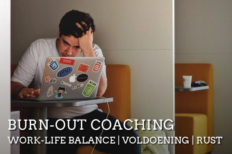 Burn-out Coach Careerwise Millennials Young Professionals
