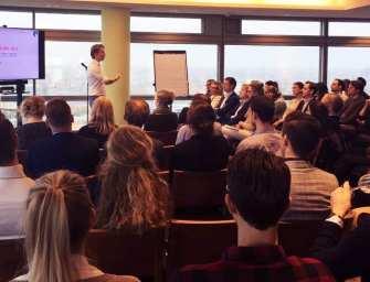 Millennials Seminar – Volle kracht vooruit!