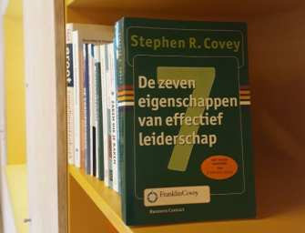 Waarom Stephen Covey jaren later nog steeds relevant is