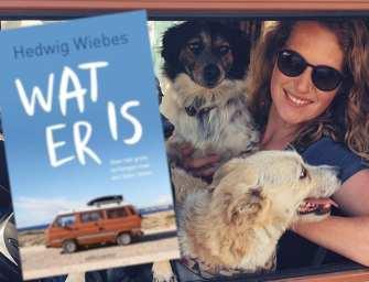 Wat er is: een boek over reizen in een busje en in je hoofd