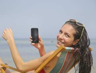 Schokkende smartphone feitjes