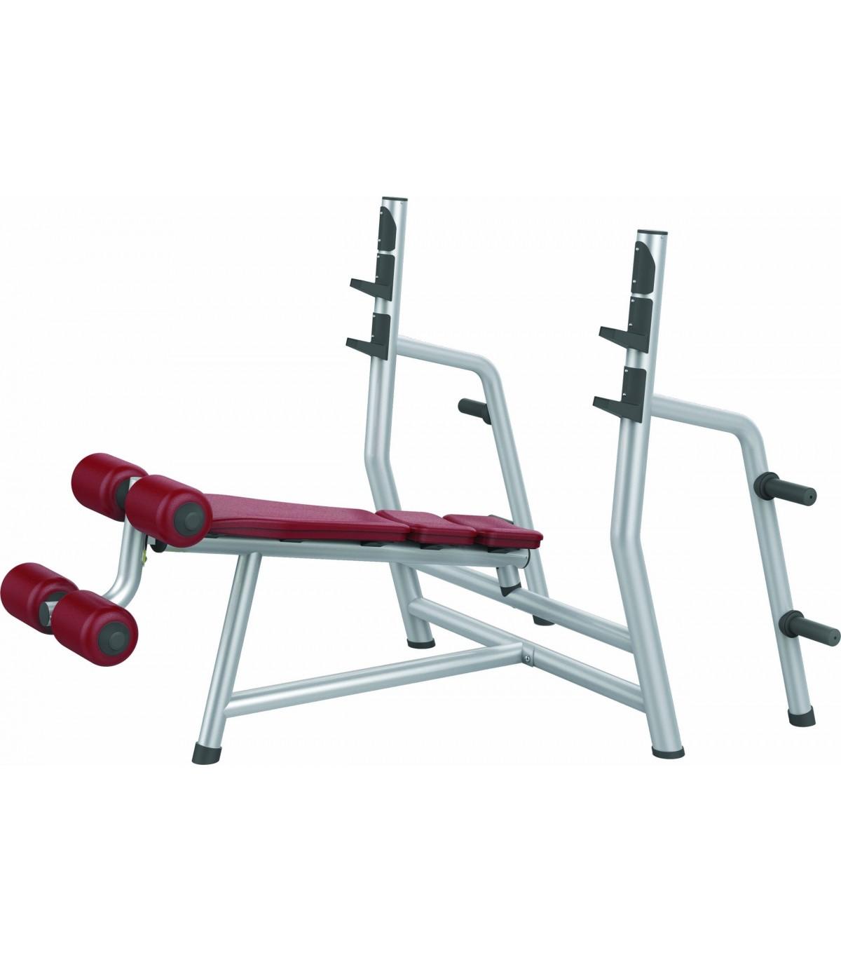 Banc De Musculation Professionnel Dvelopp Dclin CARE