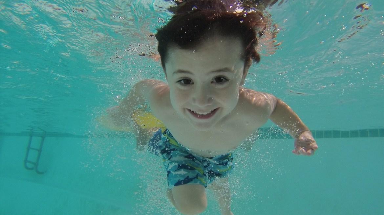 Beneficios de la natacion para niños