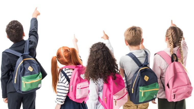 Mochilas para el colegio ¿Cuál elegir?