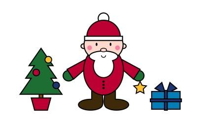Dibujos de Navidad para niños 2020
