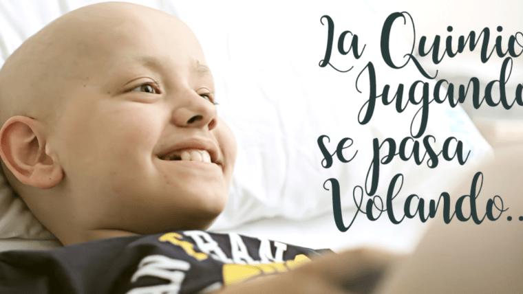 Juegaterapia, la fundación que ayuda a los niños enfermos de cáncer