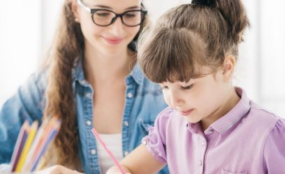 After school nanny o niñera para después del cole ¿Cómo nos ayudan?