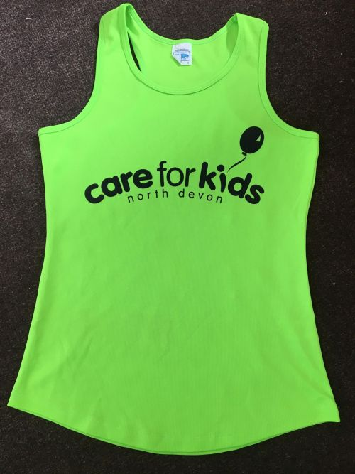Care for Kids Running Tops