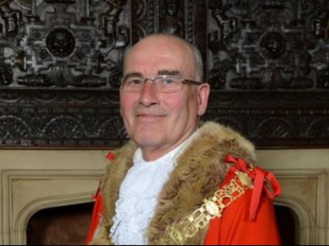 Councillor Alan Rennles