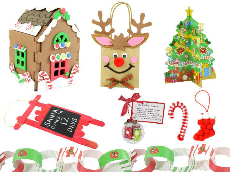 Best 28 Christmas Craft Kits Christmas Craft Kits