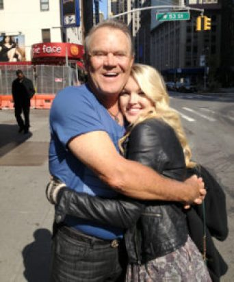 Glen Campbell and Ashley Campbell - Alzheimer's Caregiving CareLiving