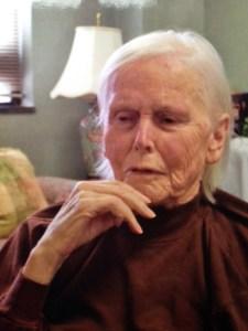 Ann Campanella's mother, Betty Williams