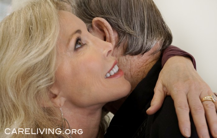 Kim Campbell and Glen Campbell for CareLiving.org