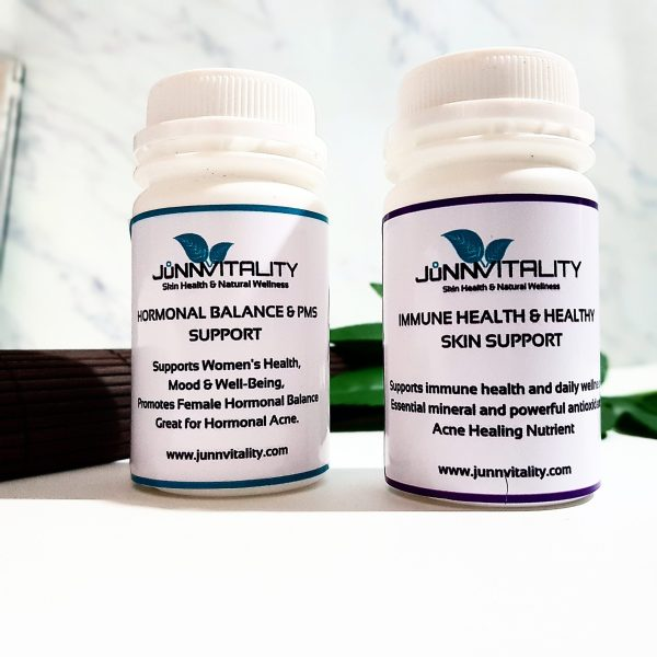 Acne Control Supplements
