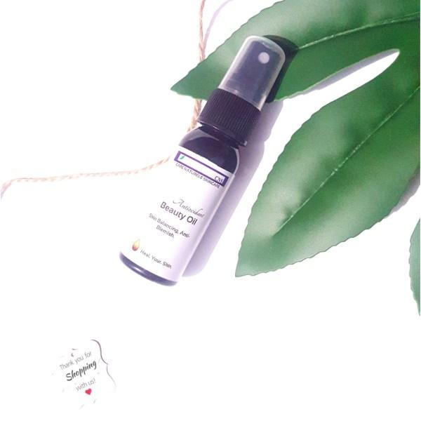Antioxidant Beauty Oil