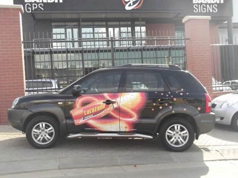 hyundai tucson car advertisement wraps