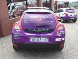 branding a car easy money