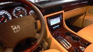 vladimir putin's new presidential limousine