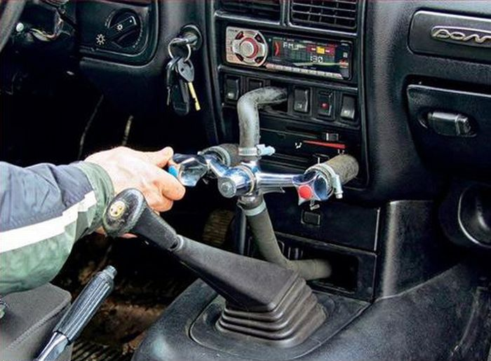 Funniest Photo Gallery With Patchwork Repairs On Cars These Guys