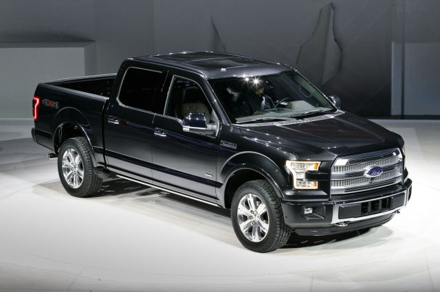 f review platinum king ranch ford