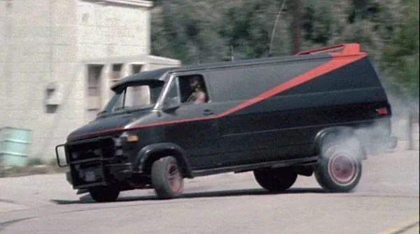 Things You Dont Know About The Iconic A Team Van