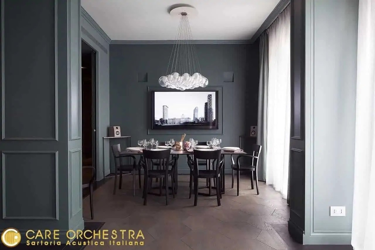 Progetto Studio Andrea Castrignano appartamento via Durini 15 Milano